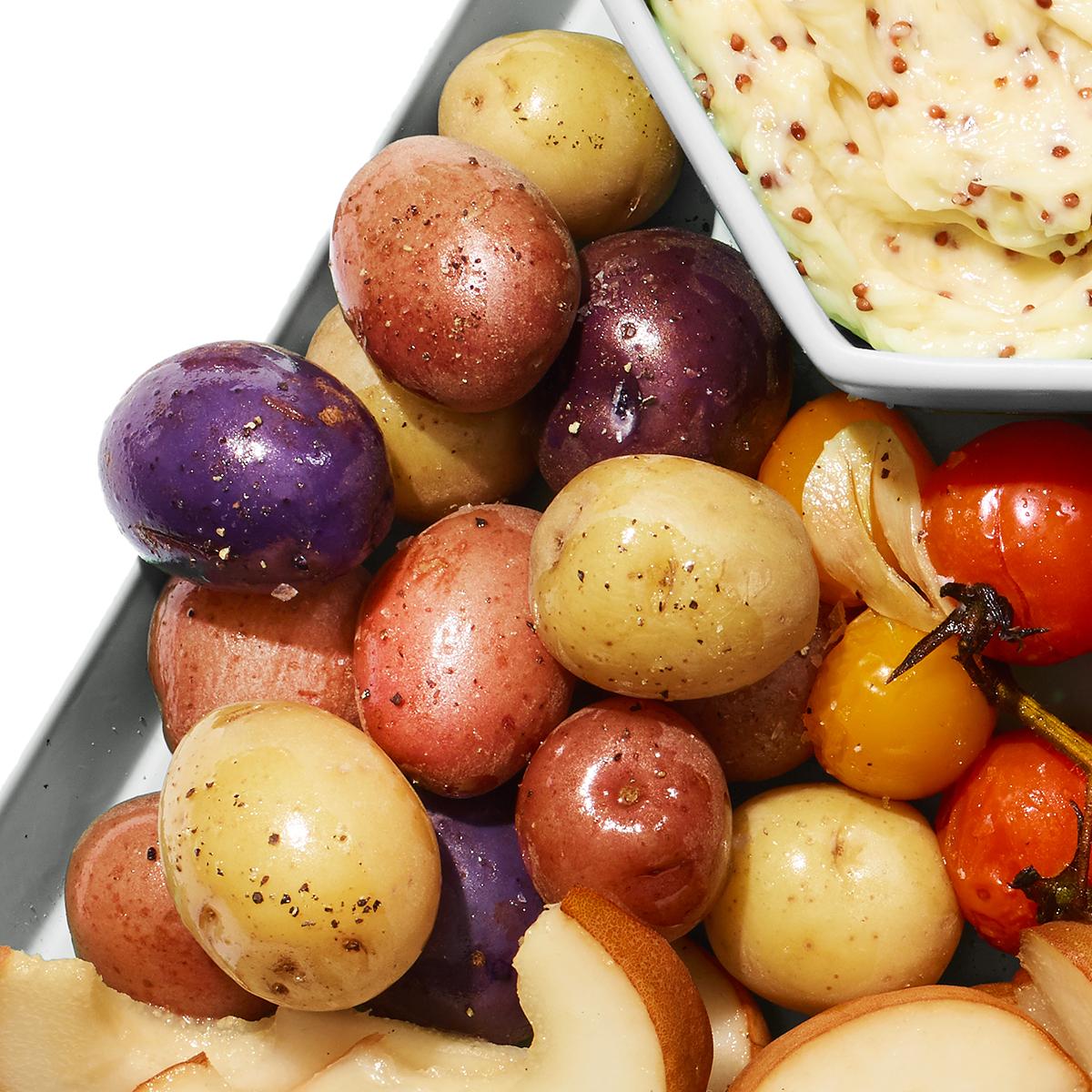 salt pepper potatoes
