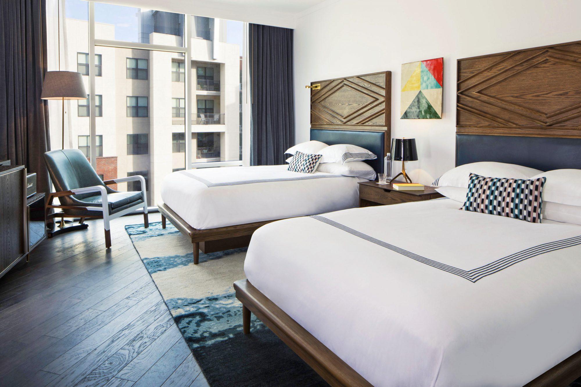 thompson hotel room