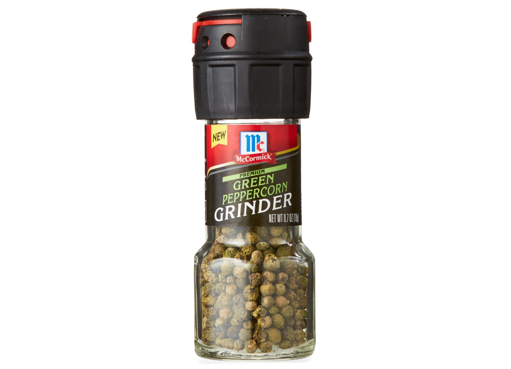mccormick green peppercorn grinder