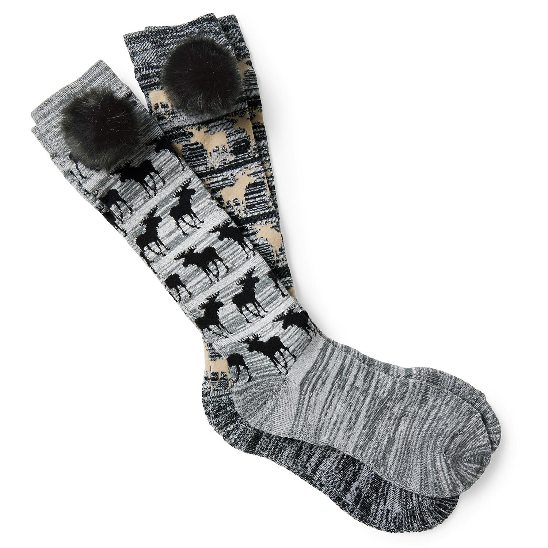 borns knee-high socks
