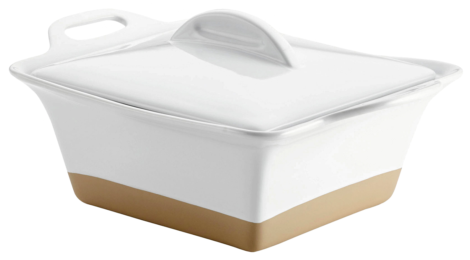 meyer covered square casserole