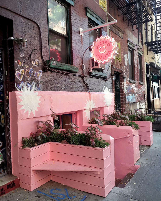 New york's piertro nolita