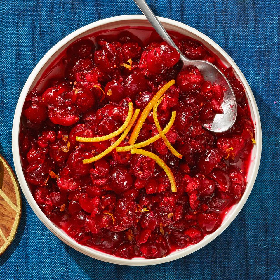 Negroni Cranberry Relish