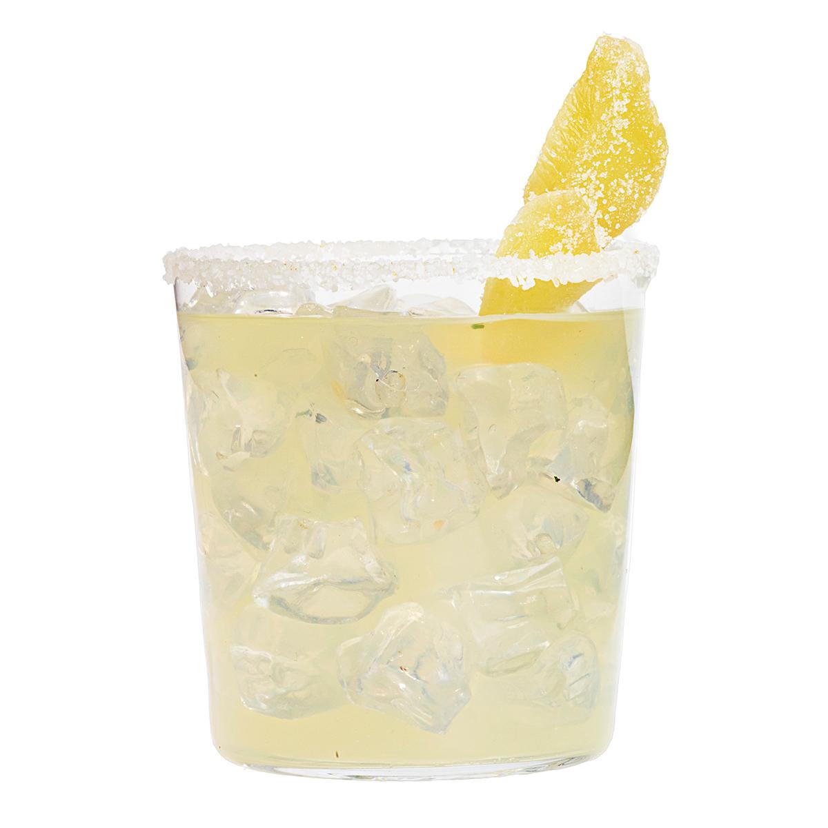 pear ginger margarita