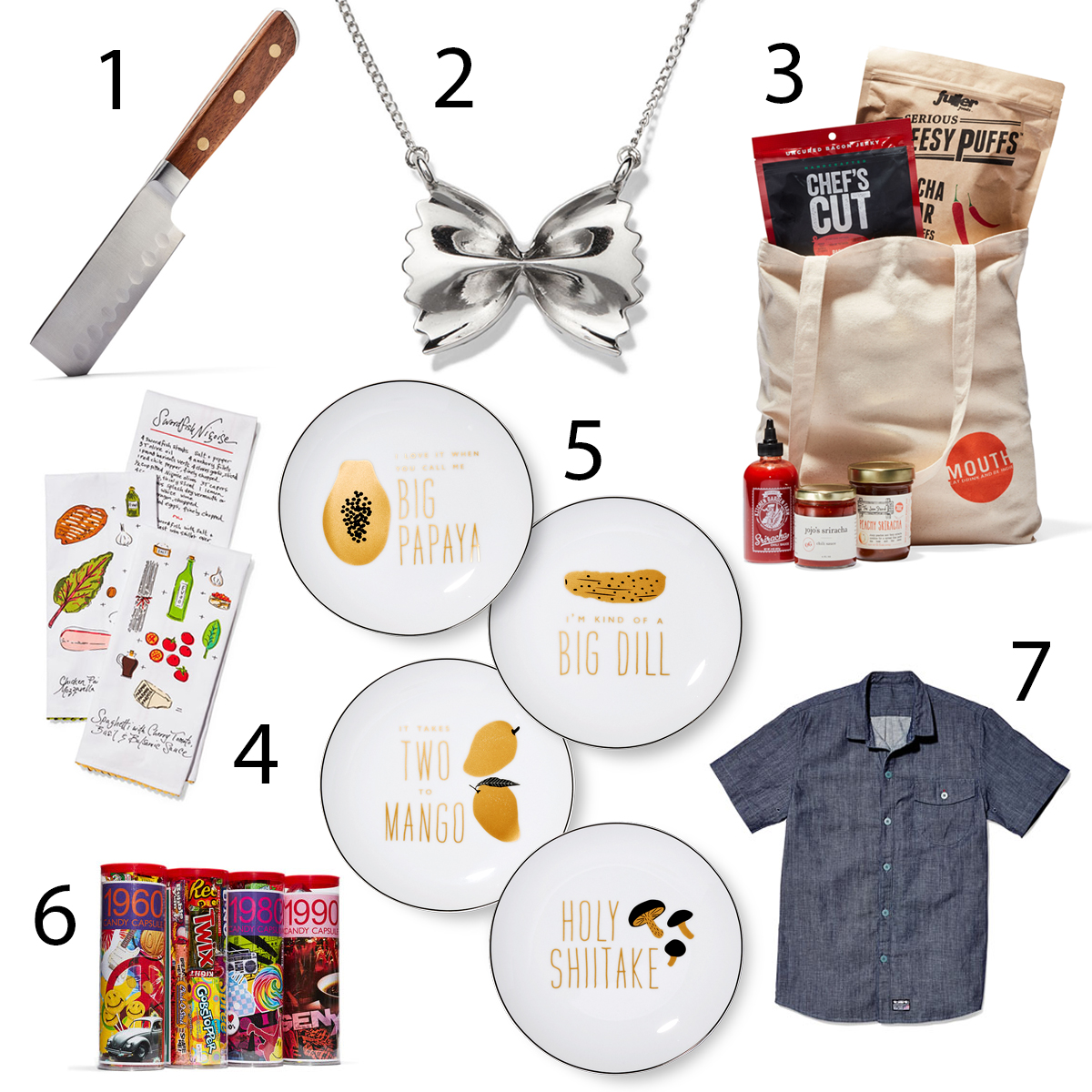 foodie friends gift guide