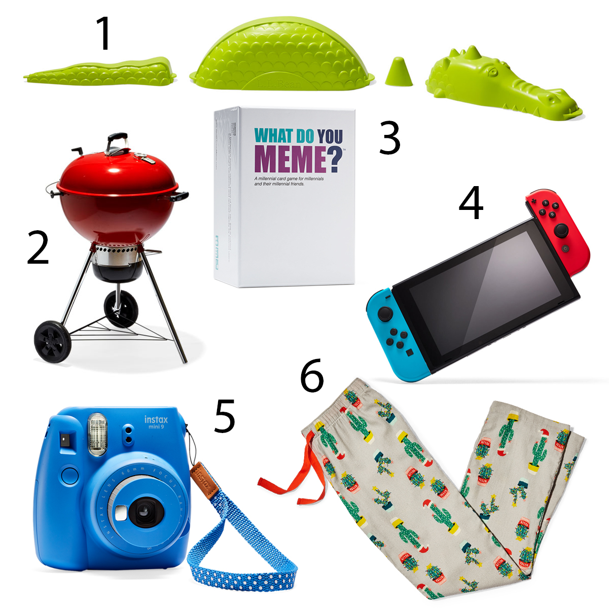 you and your family gift guide
