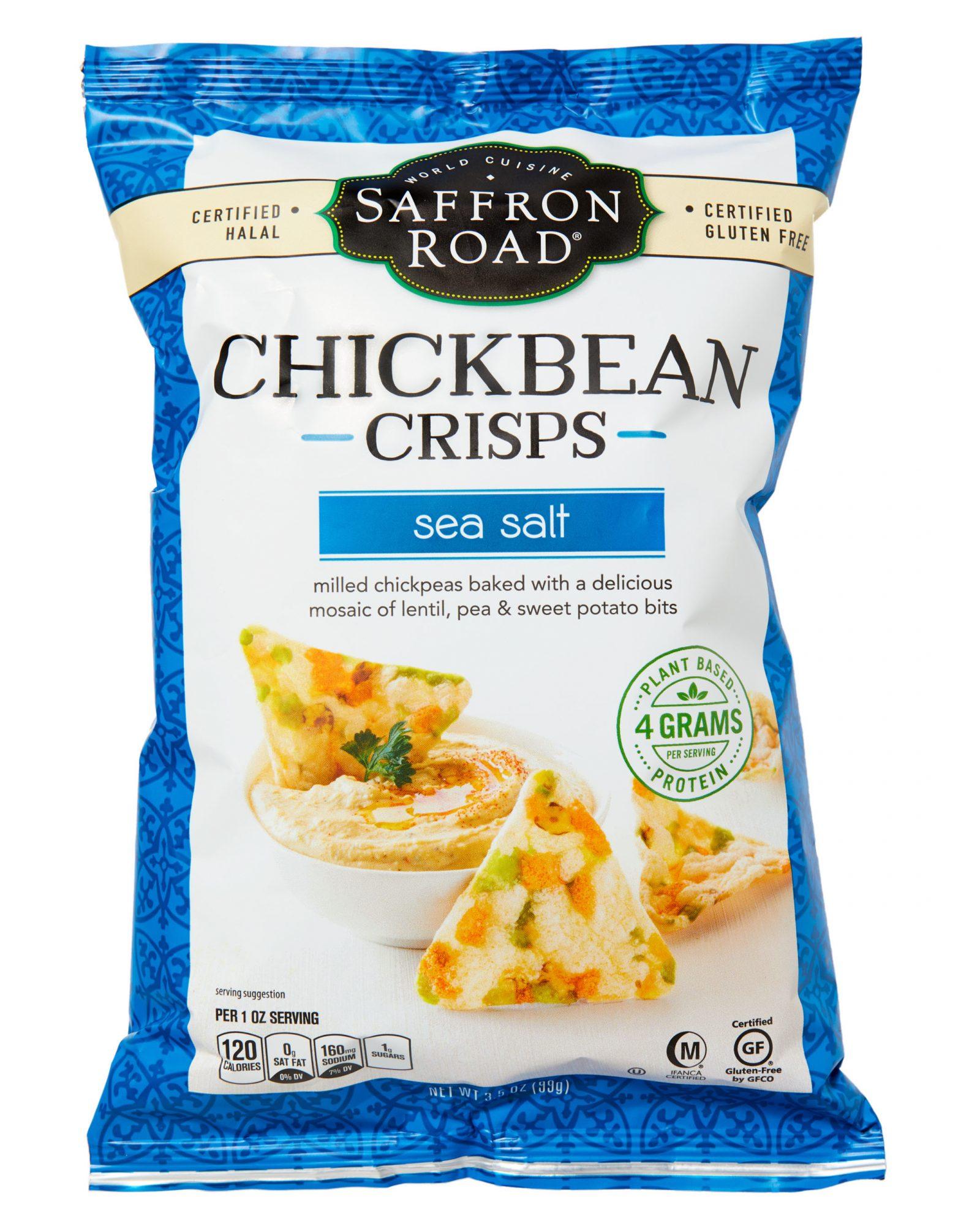 chickbean crisps