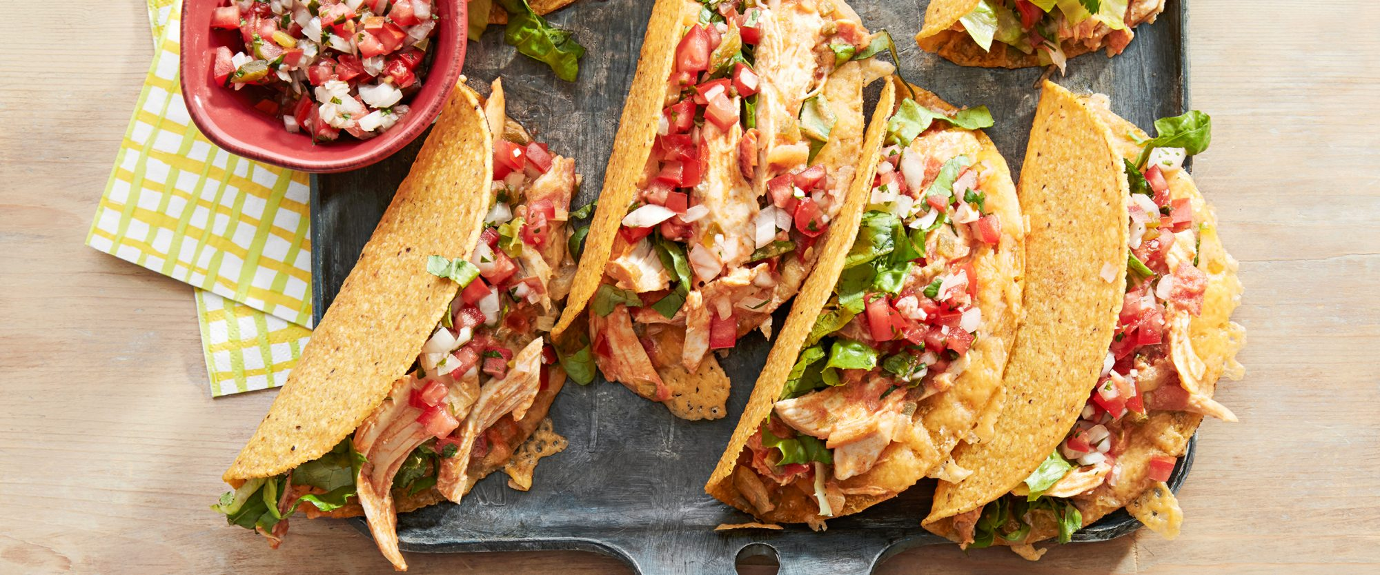 30 minute meals mexican night hero tacos
