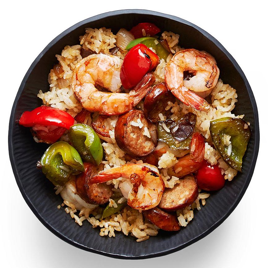 jambalaya fried rice