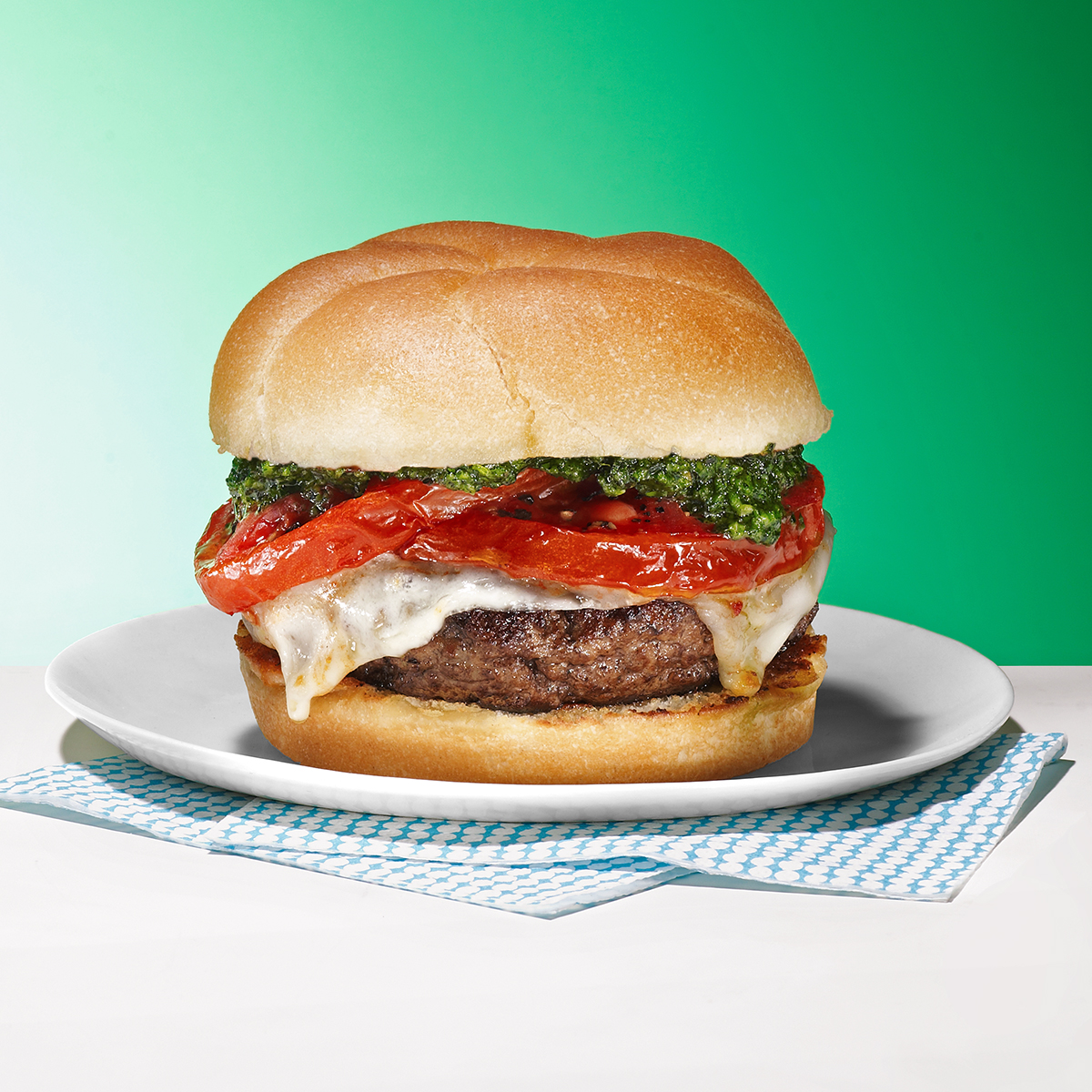 The Mighty Dolomites Burger