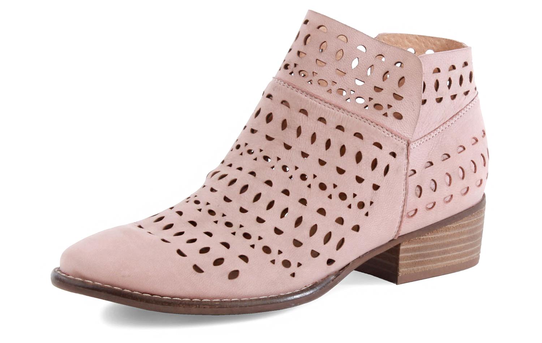 seychelles footwear pink tame me booties