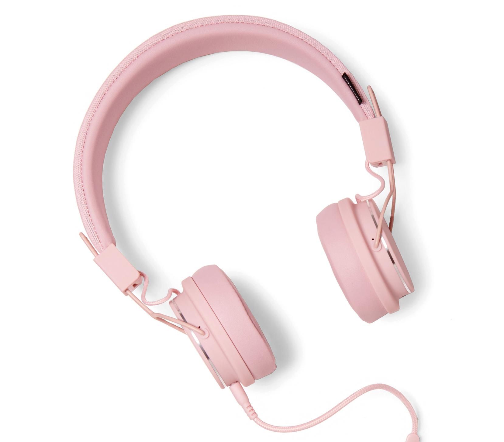 urbanears plattan 2 powder pink headphones
