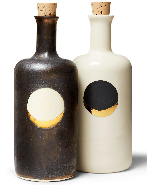 honeycomb studio waxing moon bottles