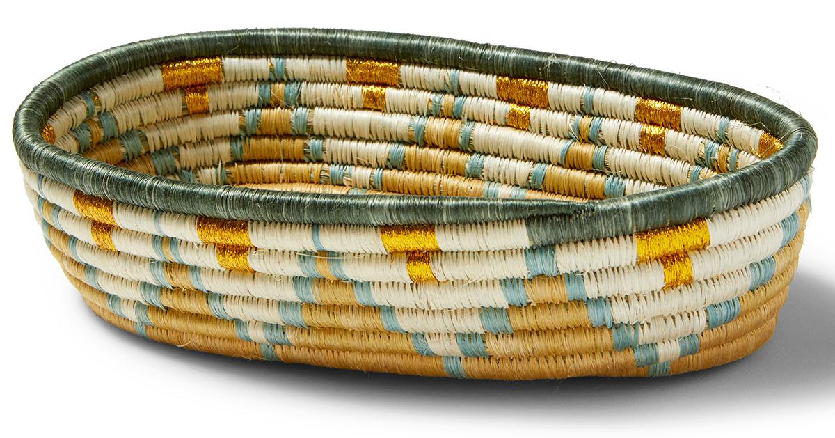 kazi goods injera bread basket