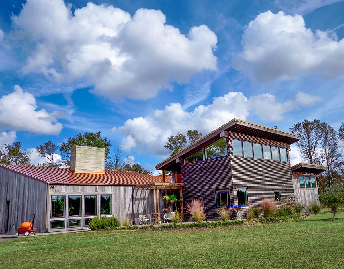 vivian howard farm house