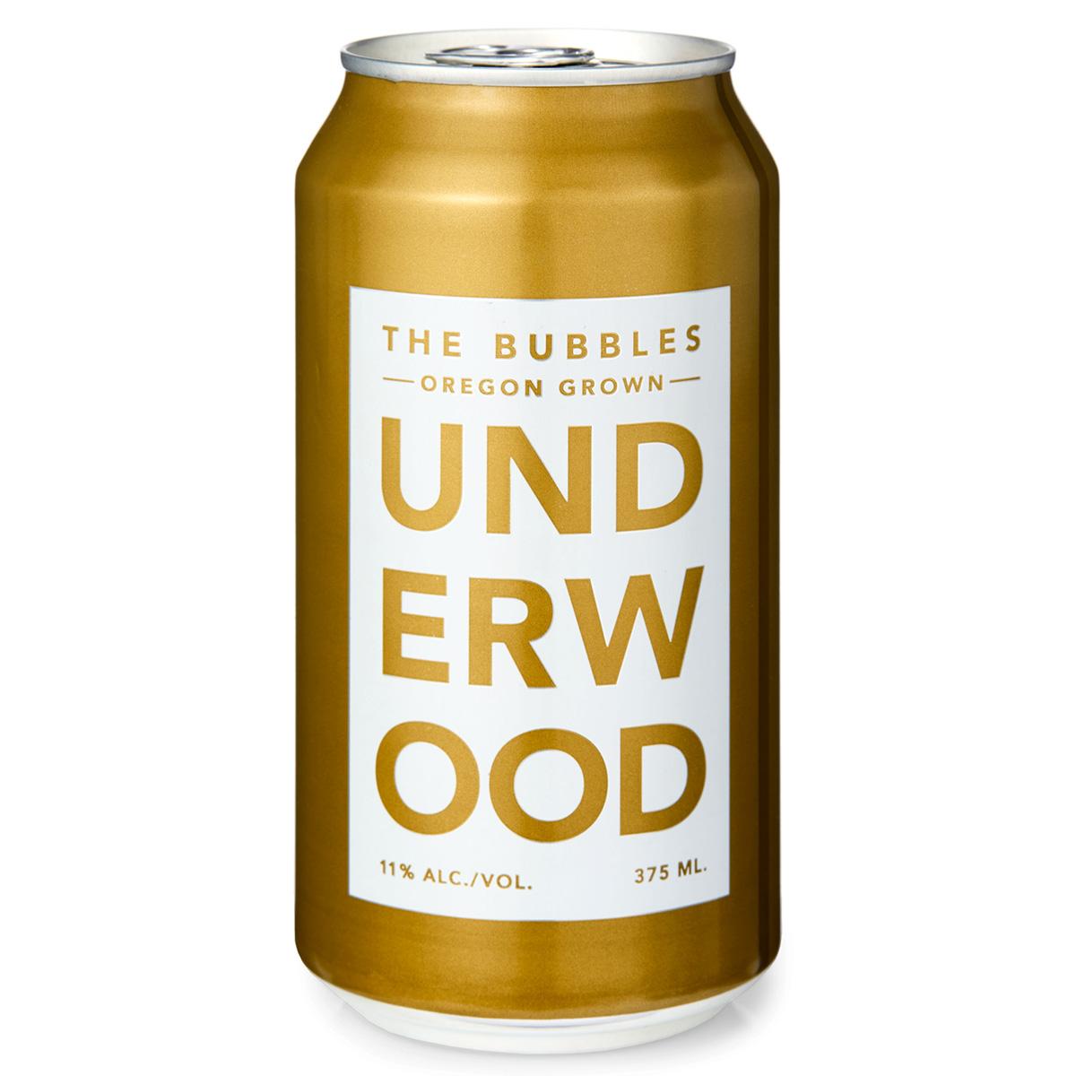 union wine company underwood the bubbles