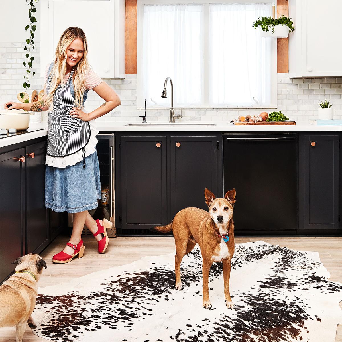 emma chapman dogs kitchen renovation