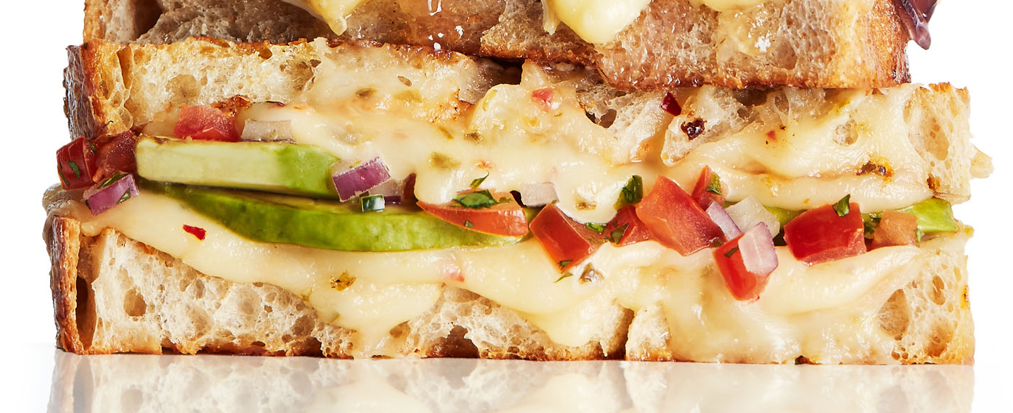 nacho melt grill cheese