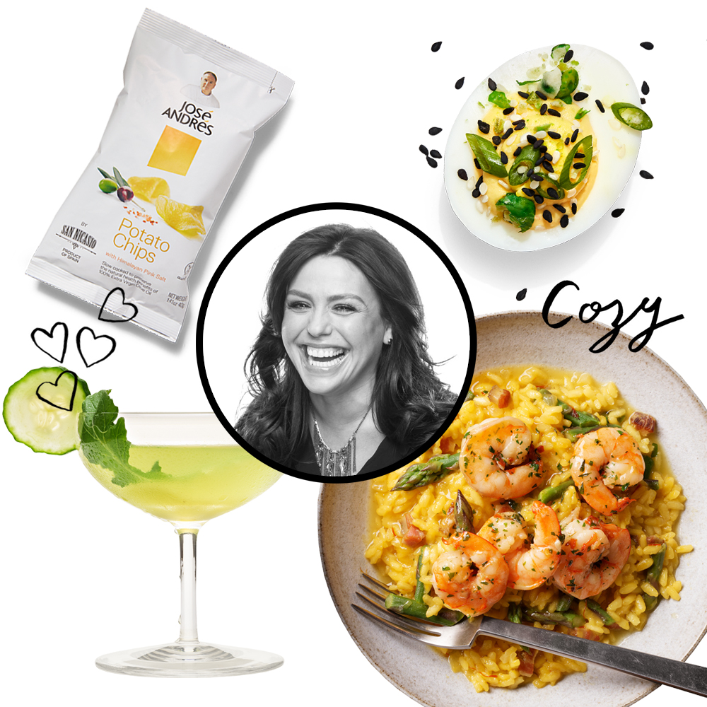 rachael ray april letter faves