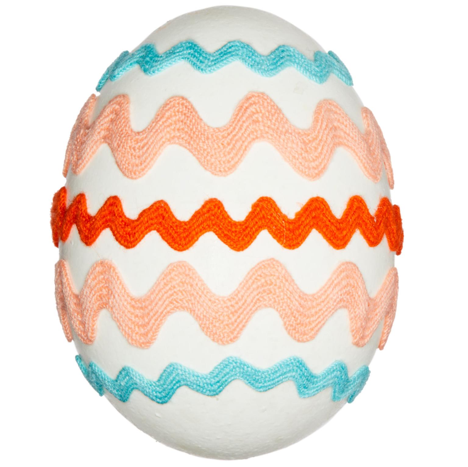 rickrack easter egg