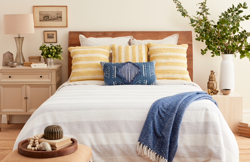 Allswell Styled Bed