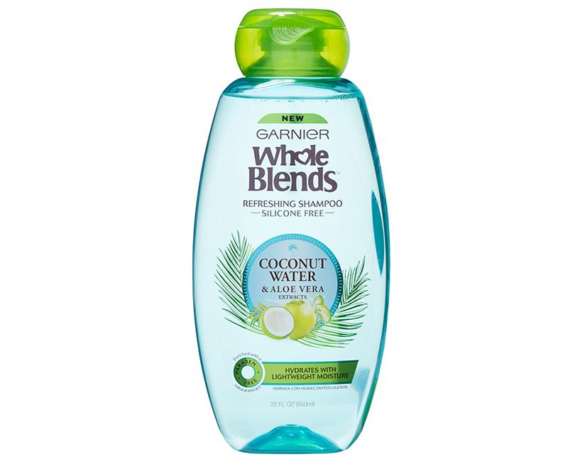 garnier whole blends hydrating shampoo