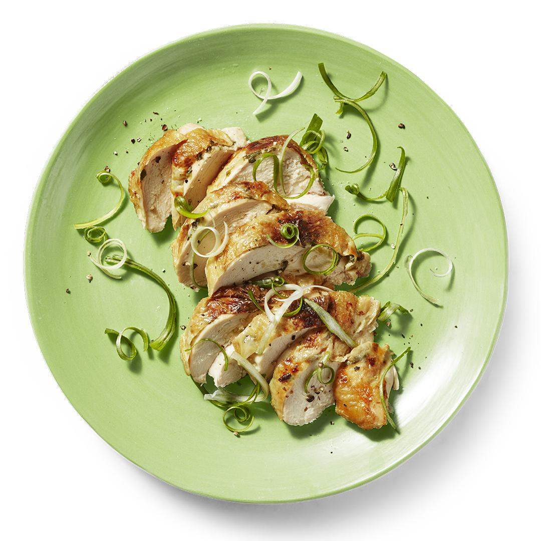 ginger-scallion chicken