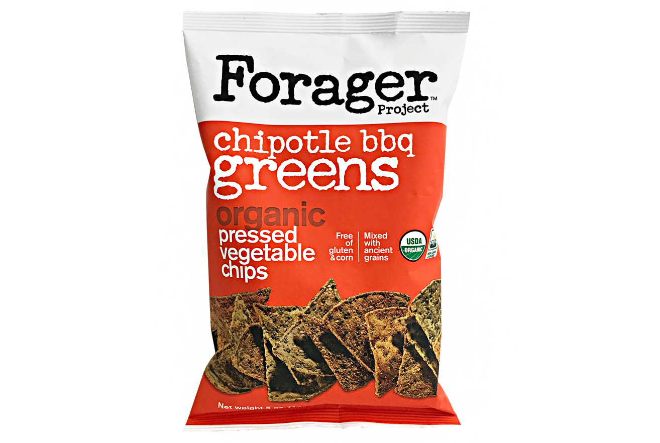 forager project chipotle bbq greens chips