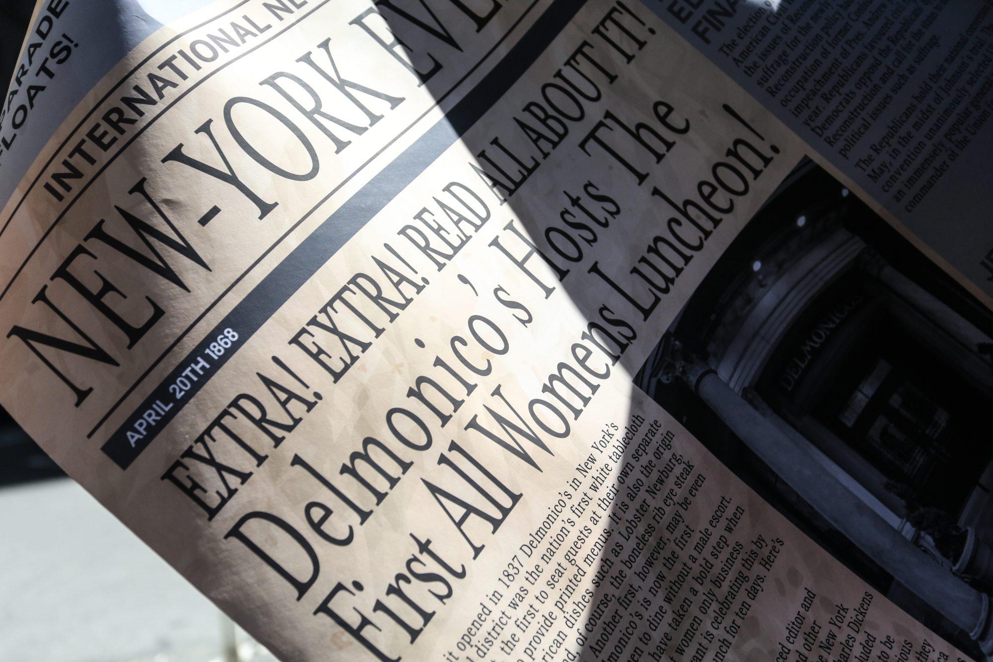 Newspaper1868_DelmonicosLadiesLuncheon_042018_PhotoCredit_DenisLEON&Co._PHOTOGRAPHERS