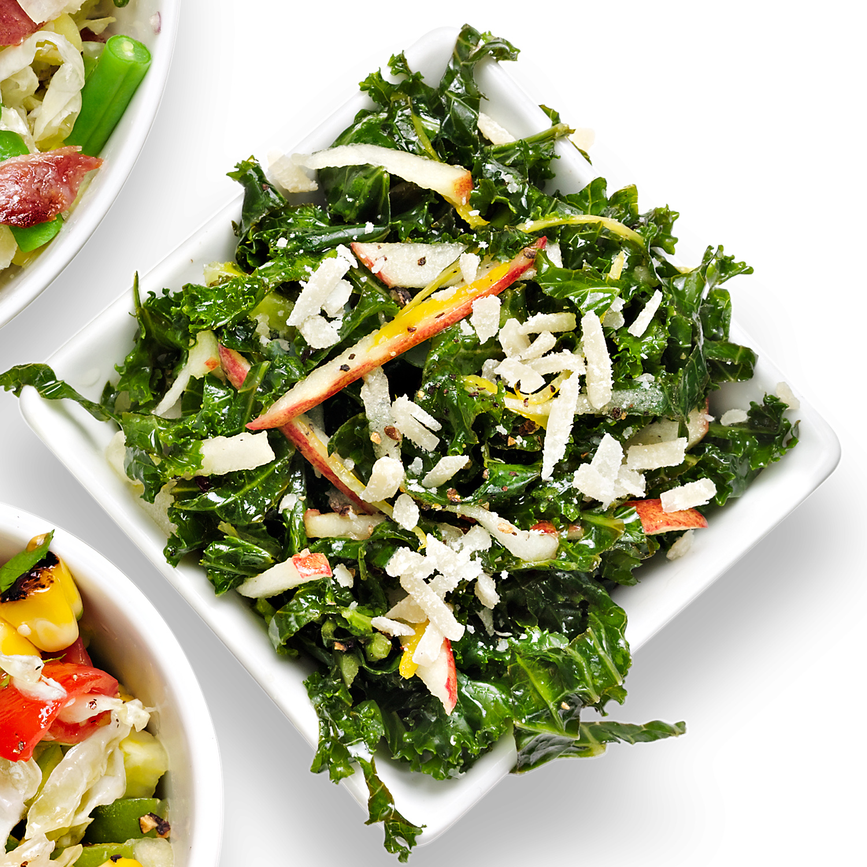 Kale & Parmesan Coleslaw