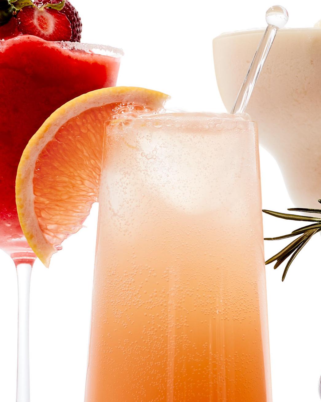 grapefruit juniper tonic mocktail