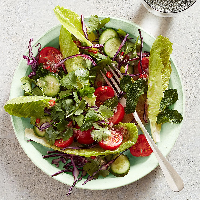 thai garden salad