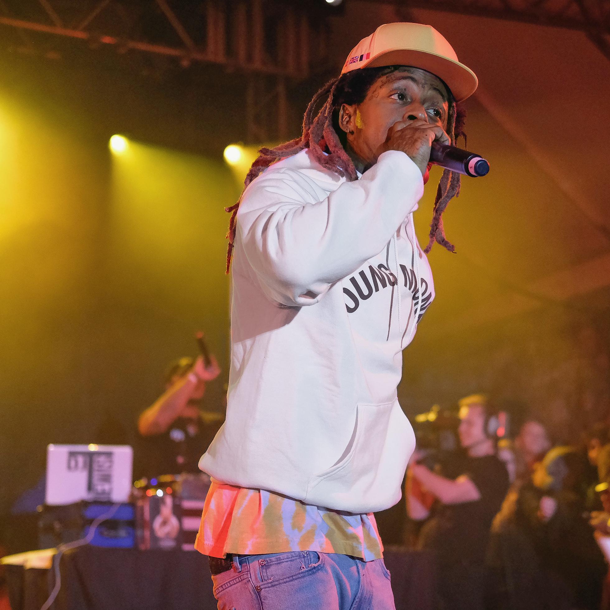 rapper music concert