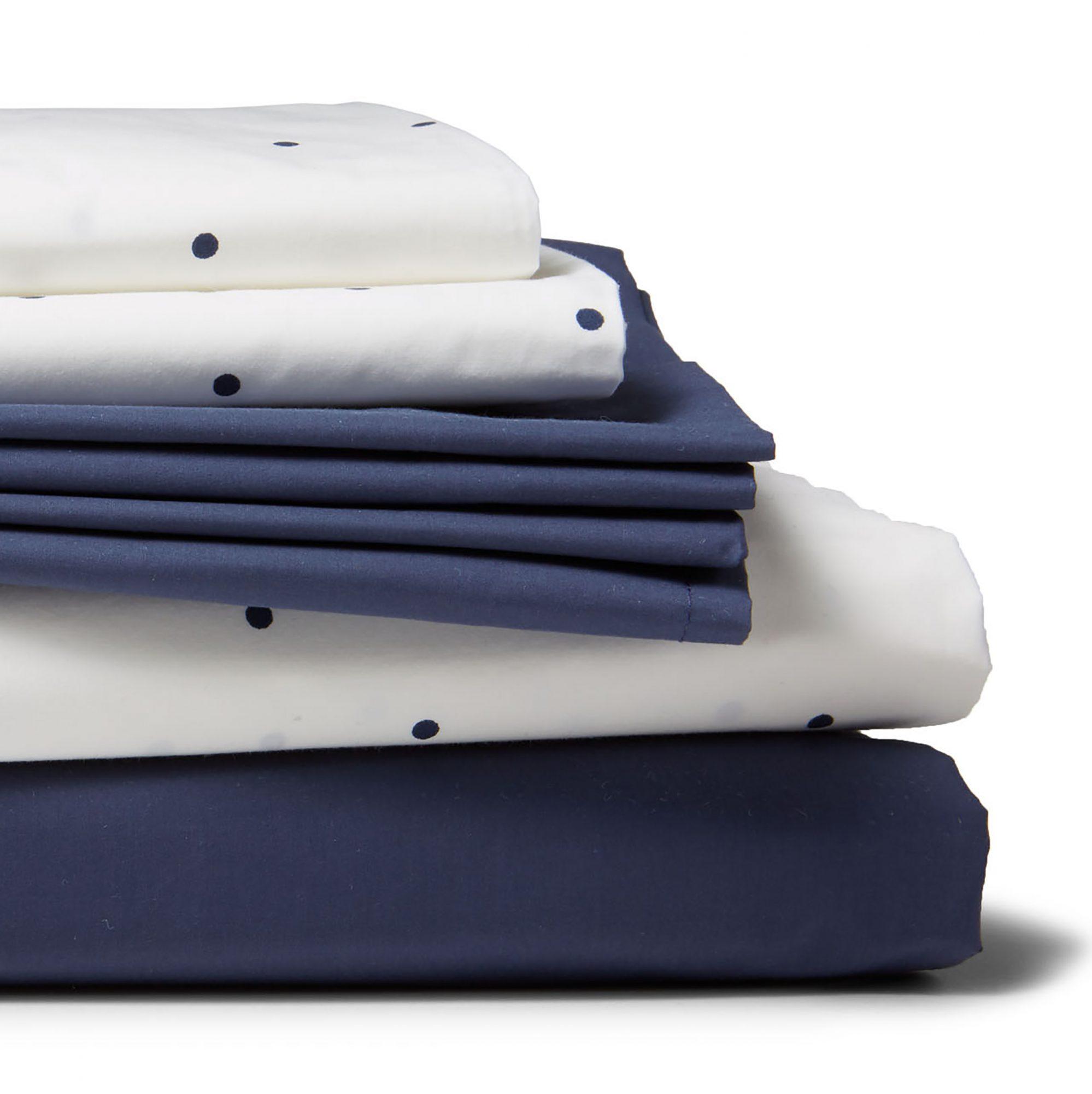 linen sheet bundle