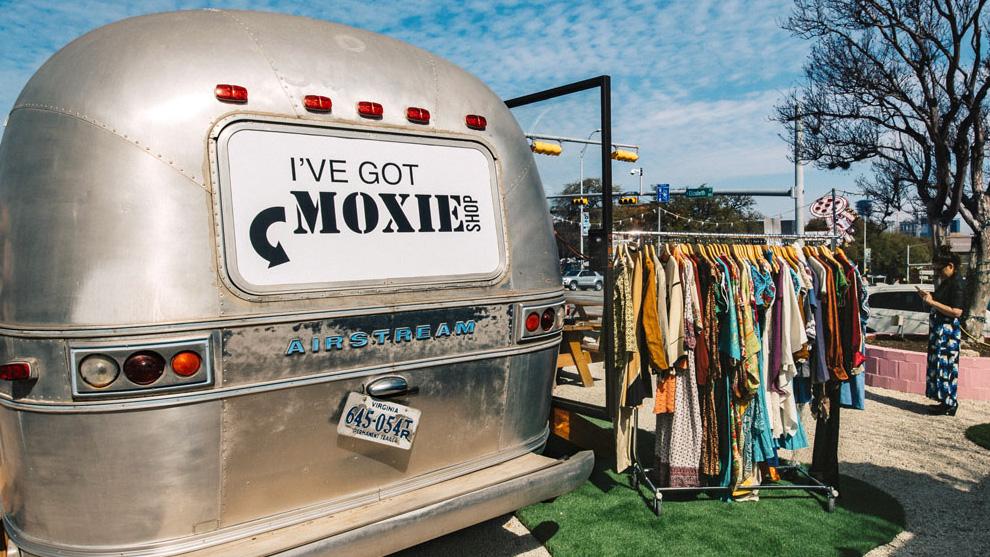 moxie pop up shop trailer