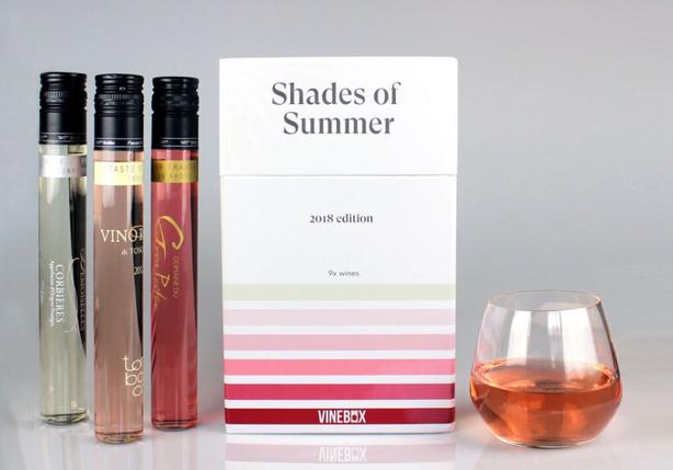 Vinebox Shades of Summer