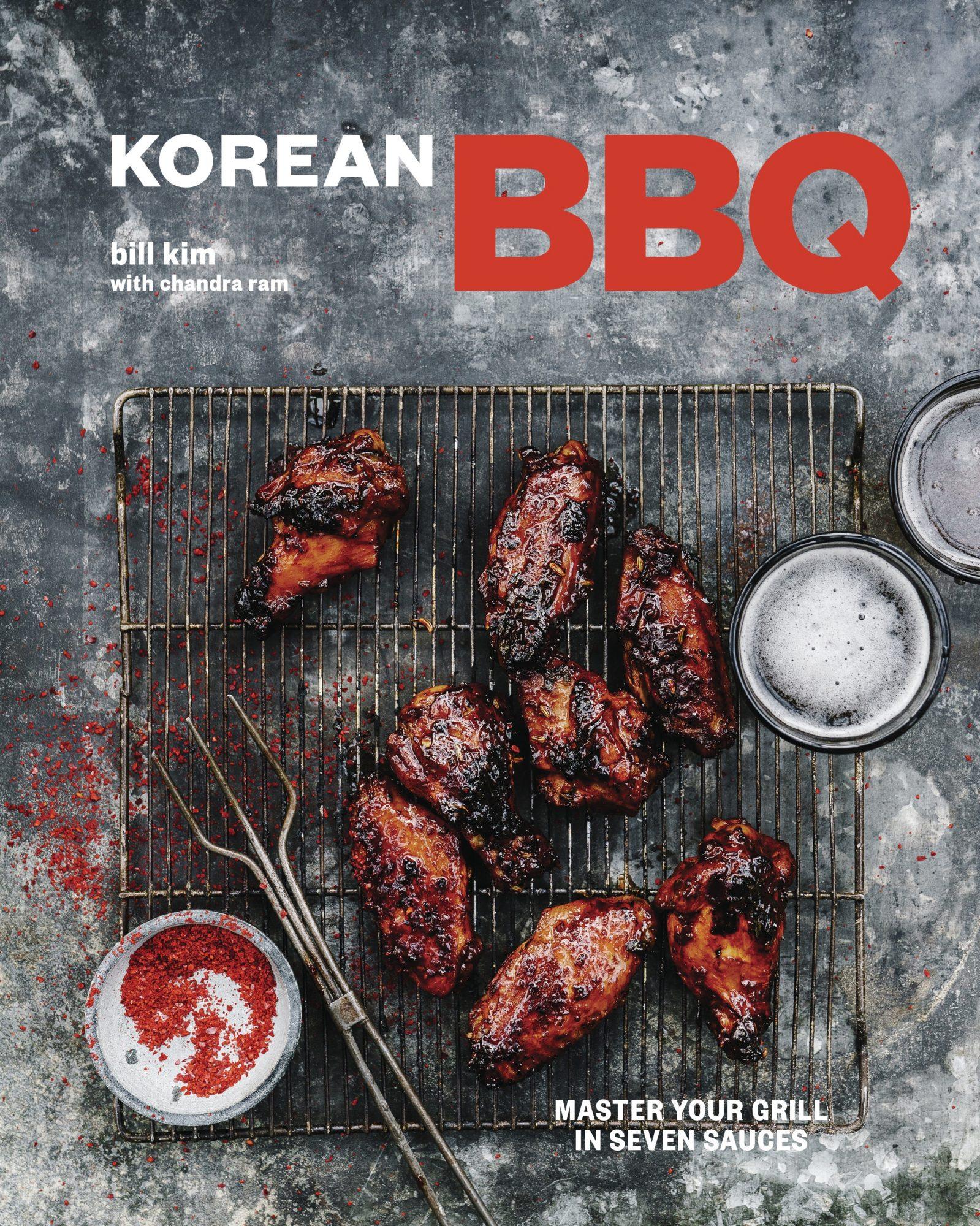 Korean BBQ book