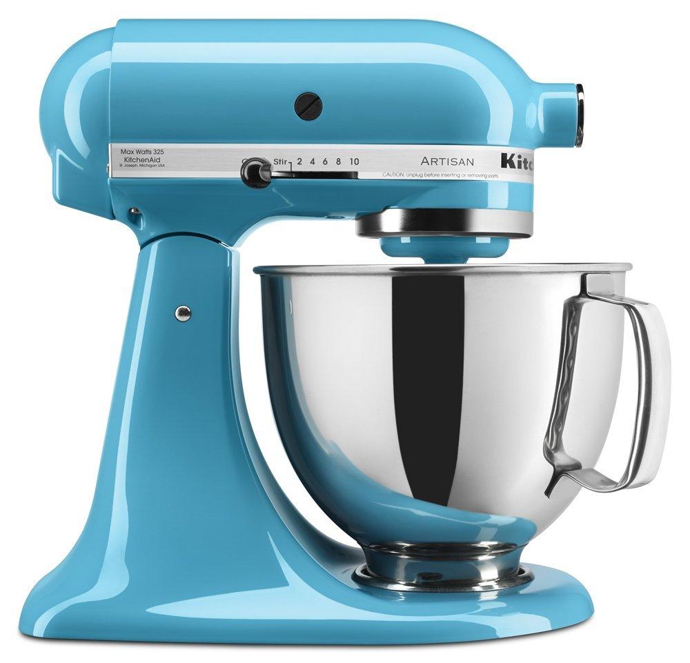 Crystal blue kitchenaid