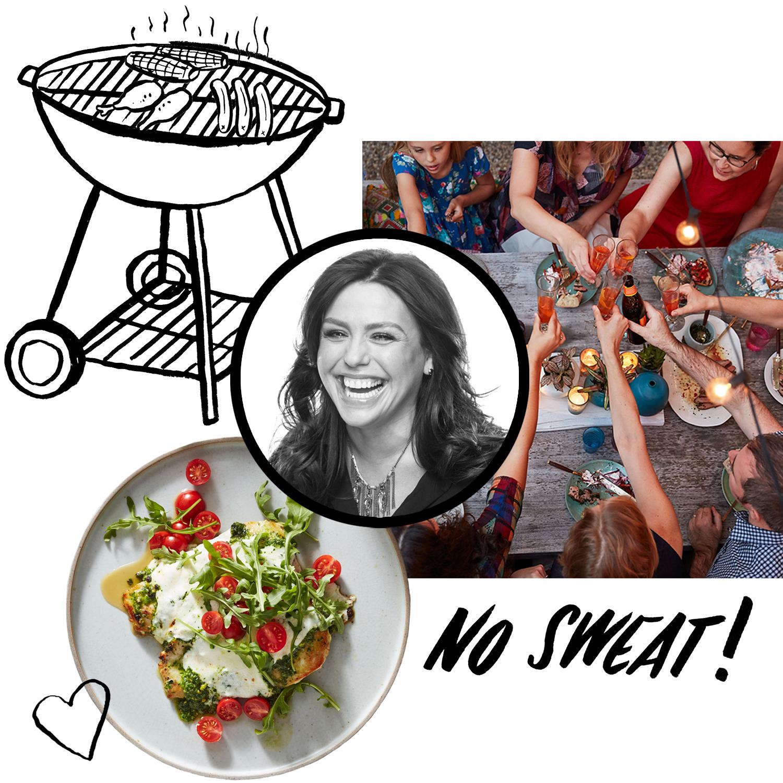 Rachael Ray summer dish grill family gathering