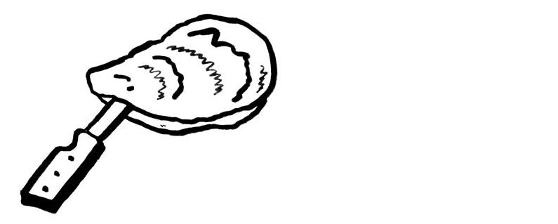 oyster shucking school step 2