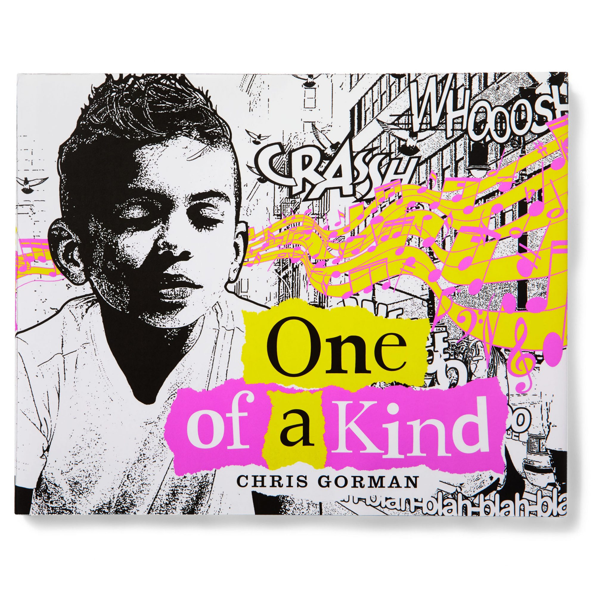 one of a kind book