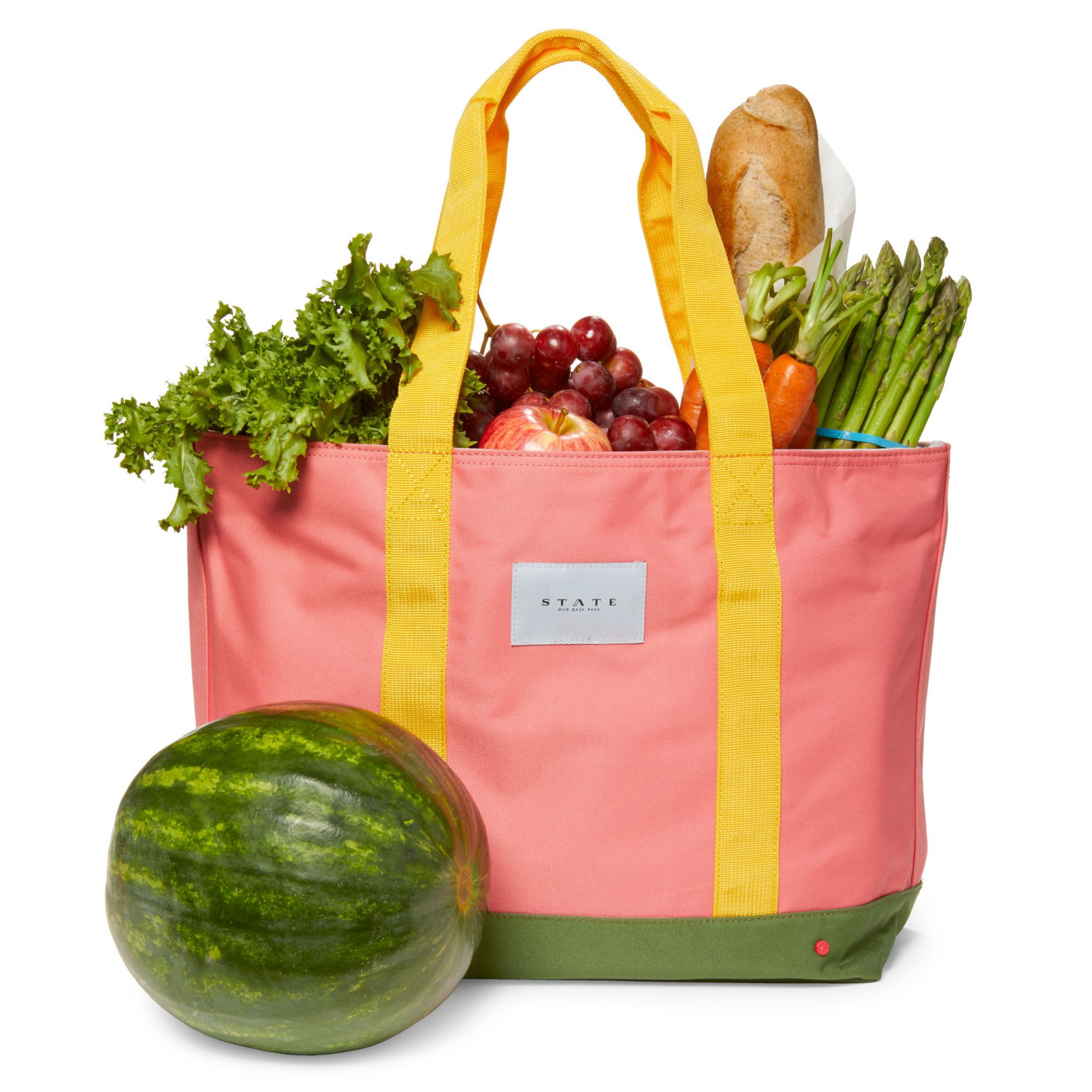 produce in the bag