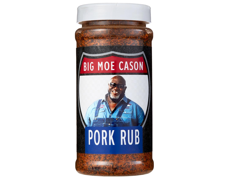 big moe cason's pork rub