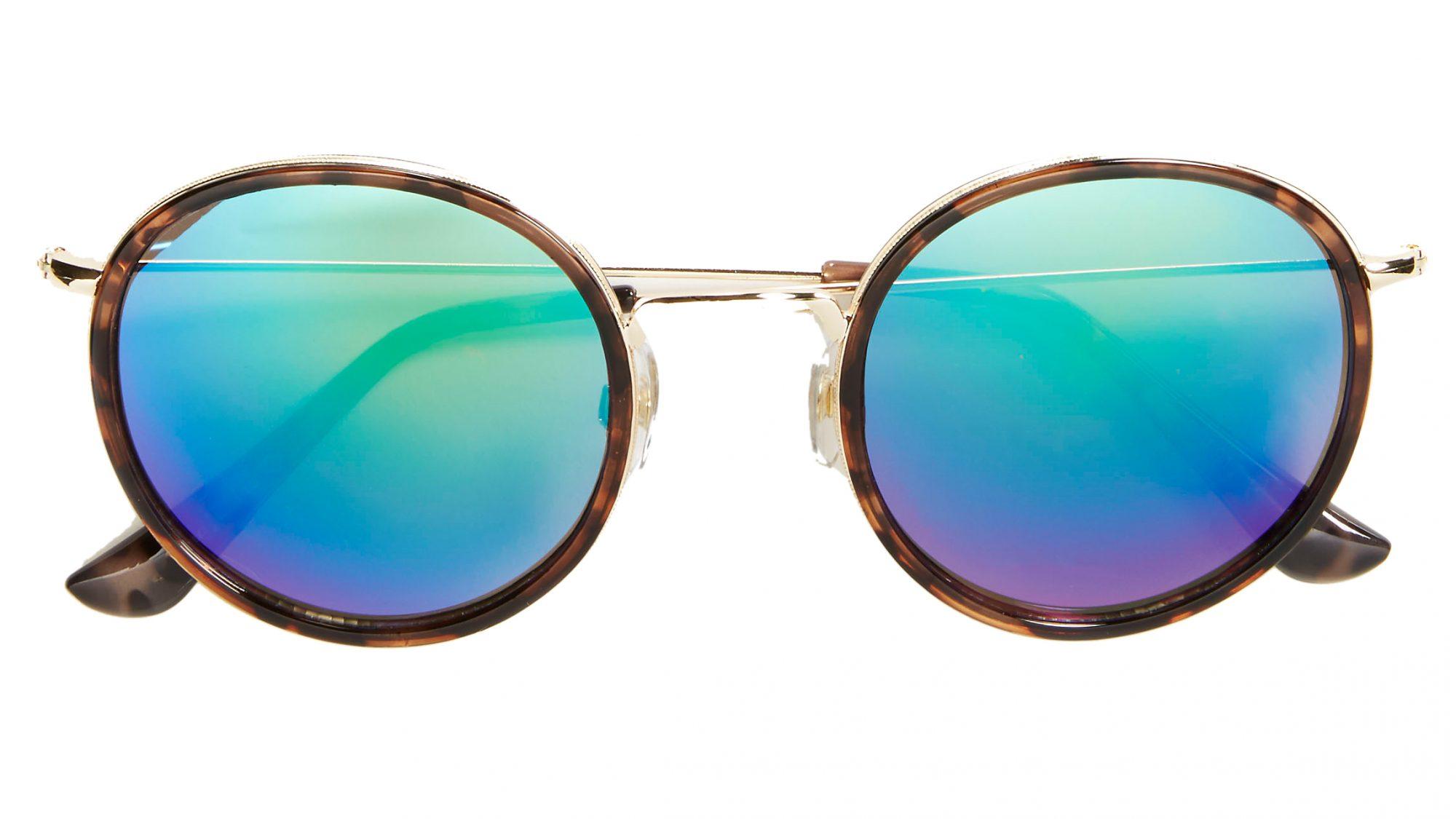 SO Metal Round Sunglasses