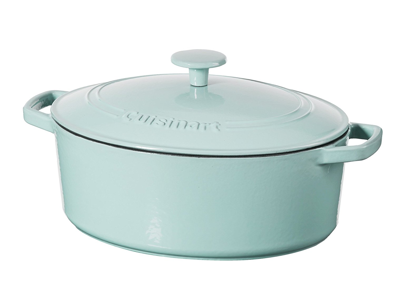 green:blue cuisinart pot
