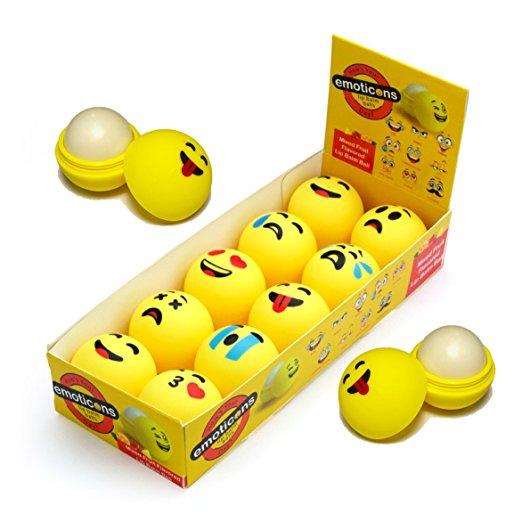 emoji chapsticks