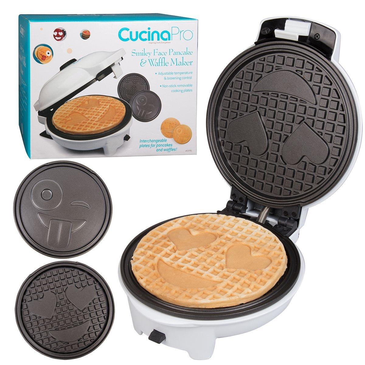 emoji waffle maker