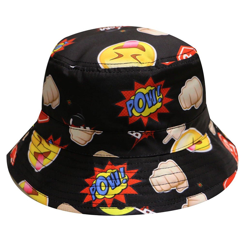pow emoji hat
