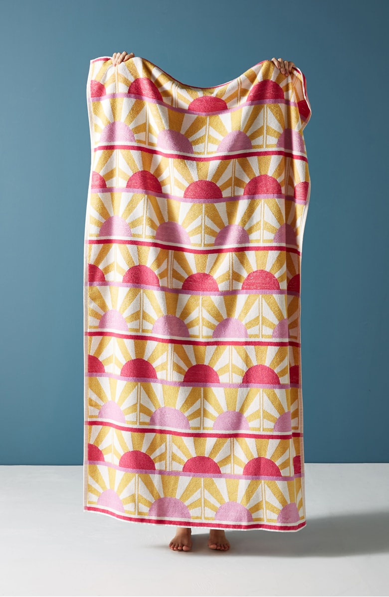 rising-sun-oversized-beach-towel-anthropologie