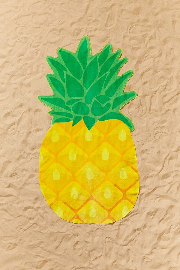 pineapple-beach-towel-urban-outfitters